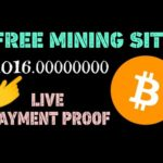 Free Bitcoin Mining Site Payment Proof | New Free Mining Site 2019