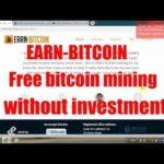 earn bitcoin.io | Earn Free Bitcoin Mining Site |
