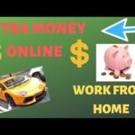 How To Make Extra Money Online 2019 - Side Hustle Ideas