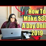 How To Make Money Online Fast 2018 & 2019 Earn Money Online Fast 2019