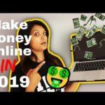 Make Money Online In 2019- Best Method For Beginners