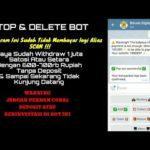 Bot Telegram Bitcoin Digital Mining SCAM Tidak Membayar Pick 100%