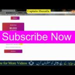 Free bitcoin Cloud Mining Site with 500 g/s Free daily bitcoin | Earn Daily 0.250 btc Urdu Hindi