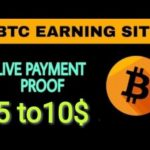 New Free Bitcoin Cloud Mining Site 2019 | Daily 5$ Free payment proof