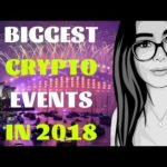 Crypto in 2018! Summary Of THE BIGGEST News About Bitcoin, Blockchain, ICOs and Cryptocurrency!