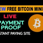 New Free Bitcoin Cloud Mining Site | Best Free Mining Site 2019