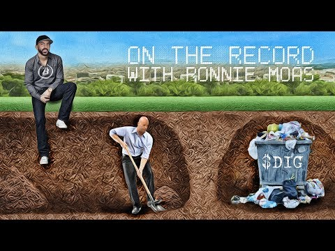 On The Record w/ Ronnie Moas - Lesson's Learned form $DIG Scam!