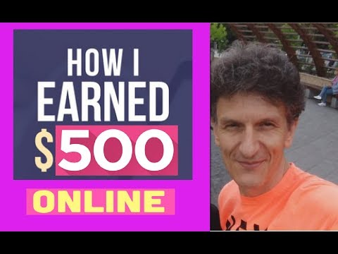 How To Earn Money Online {2019} How To Make Legit Money From Home (CASE STUDY)
