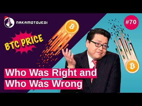 Bitcoin price prediction - Ran NeuNer / Tom Lee / Mike Novogratz