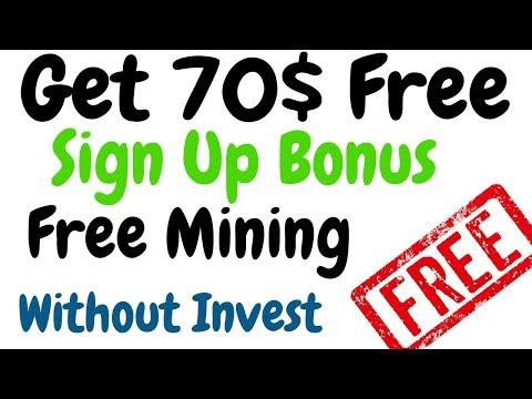 Free Bitcoin Cloud Mining 2019 Get 70$ Bunus For Mining mine active info earn Free Bitcoin 2019