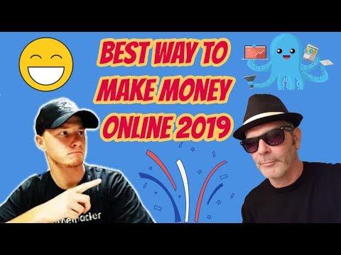 How To Make Money Online, Best Way To Make Money Online 2019!
