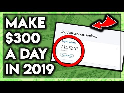 How To Make Money Online In 2019! With BuilderAll ($300 A DAY)