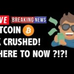 🤑 Bitcoin (BTC) 4K CRUSHED! WHERE TO NOW?! – Crypto Market Trading Analysis & Cryptocurrency News