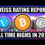 Weiss Rating: Bitcoin Will Hit All Time Highs In 2019 | Litecoin Lightning Network | Vechain