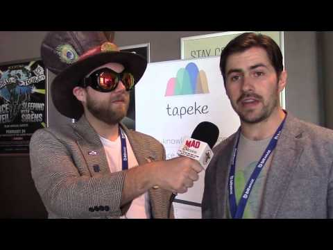 MadBitcoins interviews Will Pangman from Tapeke #BitcoinMiami 2015