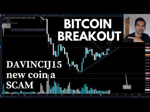 Bitcoin Pumping, DavinciJ15 new coin a Scam, Julian Hosp retires fromTenX, Ripple XRP