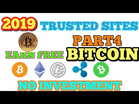 2019 LATESTEST  TRUSTED  BITCOIN EARNING SITES  PART4 NO INVESTMENT