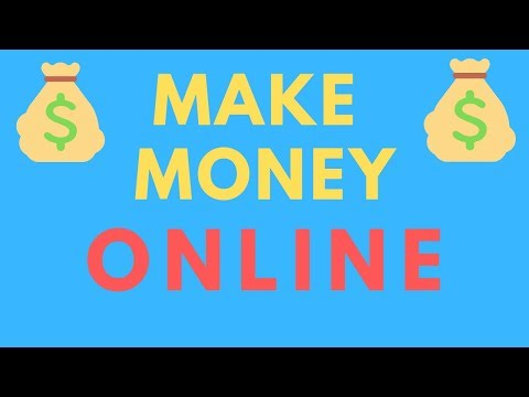 How To Make Money Online (4 STEPS)