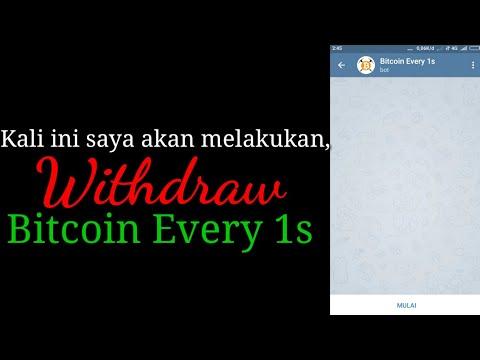 Bitcoin Every 1s ~ Terbukti Scam