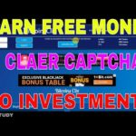 NEW LAUNCH  EARN FREE BITCOIN AND OTHER CRYPTOCURRENCY NO INVESTMENT CLEAR CAPTCHA EARN FREE MONEY