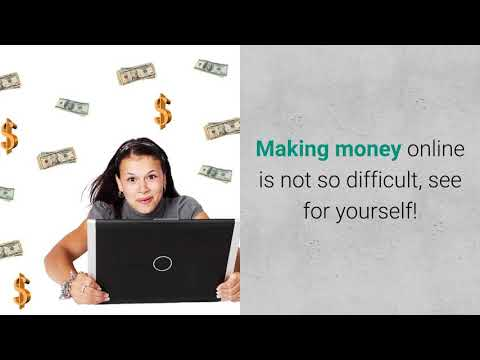 Make Money From Home - How To Make Money Online Fast 2 Legit Ways On How To Make Money Online Fast