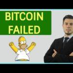 BITCOIN FAILED GOING BULL! – Crypto Market Trading Analysis & Cryptocurrency News