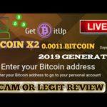 """Getbitup.com"" Bitcoin doubler legit or scam | New bitcoin generator 2019"