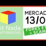 Mercado de Cripto! 13/11 CORRA DOS FORKS DA ETH!! SCAM!! / Bitcoin / Mana