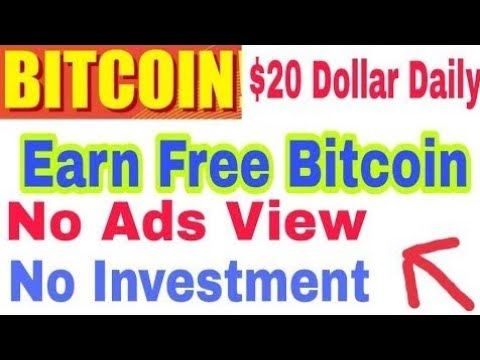 NEW TOP10 FREE BITCOIN CLOUD MINING SITE WITH PAYMENT PROOF 2019 | 100$ Free Daily