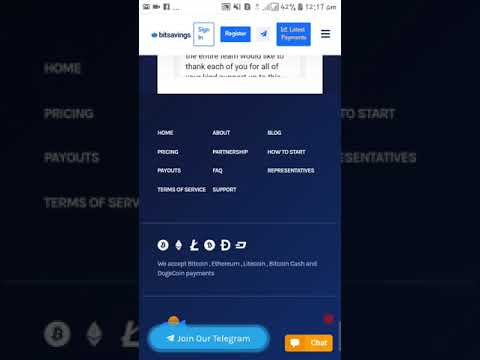 BitSavings.co Review: is bitsavings SCAM or legit? - Earn Nothing From It Daily