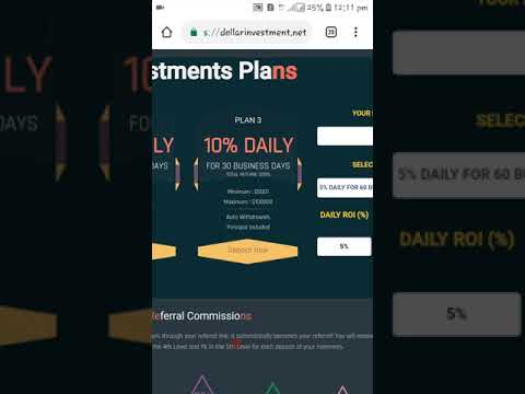 DollarInvestment.net Review: is dollarinvestment.net SCAM or Legit? - Earn Nothing From It Daily