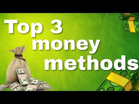 Top 3 ways to make money in GTA5 online