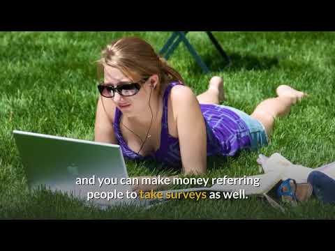 Make Money Taking Online Surveys - This Is How I Make $500 A Day Doing Online Surveys