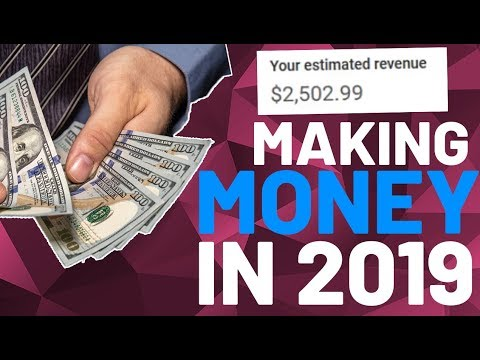 The EASIEST Way to MAKE Money Online WITHOUT a Website In 2019! ($5,000 A MONTH)
