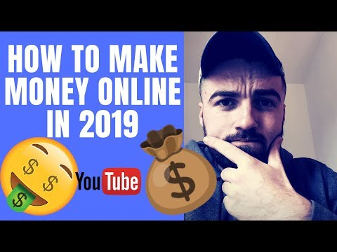 How to Make Money Online In 2019 As A Broke BEGINNER