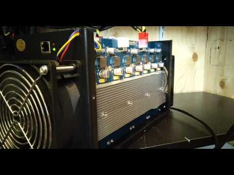 Antminer S3+ Setup