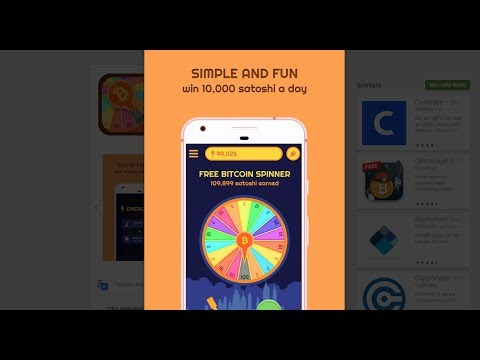 Free Bitcoin Spinner app Review - PAYING or SCAM?