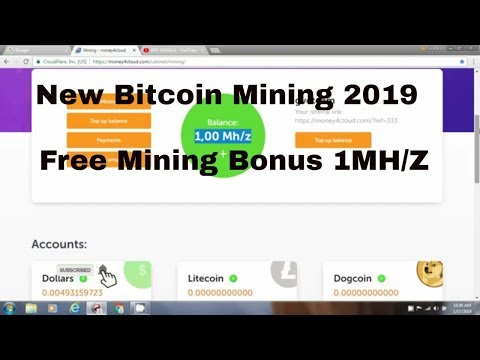 Automatic Free Bitcoin Mining Sites | Free Bitcoins | Daily $100 Free Without Investment
