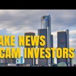 Fake News Scams Investors - 18.01.2019 - Dukascopy Press Review