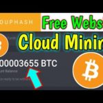 Free Bitcoin Mining | Cloud Mining Bitcoin | Free Without Investment Website 2019 | BTC Mining