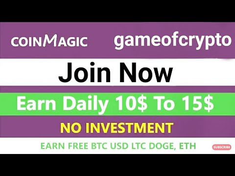 Coinmagic.cc Free Cloud Mining Site Legit Or Scam 2018 in Urdu Hindi