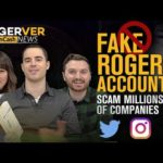 Fake Roger Accounts Scam Millions Out Of Companies & Hiding Your Transactions Got Easier