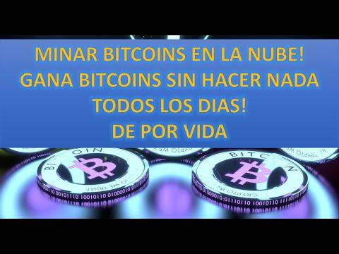 Minar / Ganar Bitcoins en la nube! Gran sitio! Sin mucho esfuerzo y facil