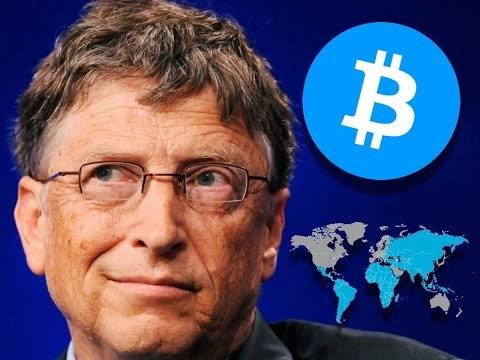 Bill Gates is promoting digital currency to third world countries