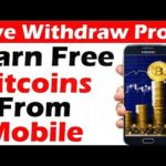 Mining bitcoins on android how to earn bitcoins fast and easy in telugu