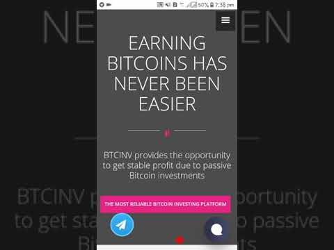 Btcinv.io Review: is btcinv.io hyip SCAM or legit? Earn Nothing From It Daily