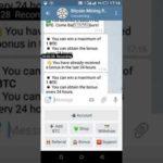 Bitcoin Mining Pol bot telegram hack ✅