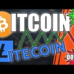BITCOIN & LITECOIN MOVE COMING | BTC Price Update