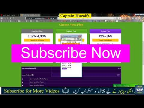 New High Paying Bitcoin Cloud Mining Site 2019 |free Withdraw everyday urdu hindi