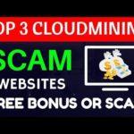 New Top 3 Free Bitcoin Cloud Mining Scams 2019 Explained Hindi/Urdu coinmagic.cc & teraza.io